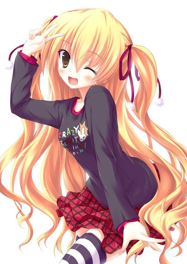 Anime Girl   Adorable ...