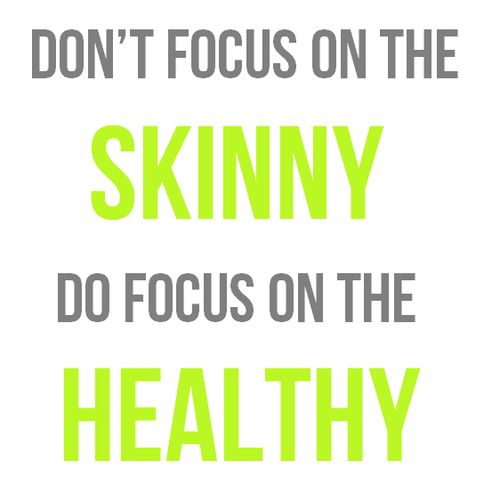 healthy!