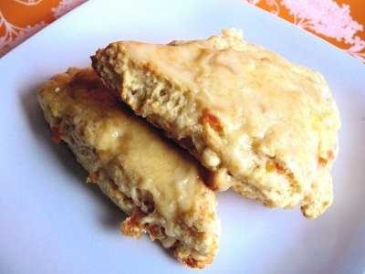 White Chocolate Chip & Apricot Scones | food ideas | Pinterest