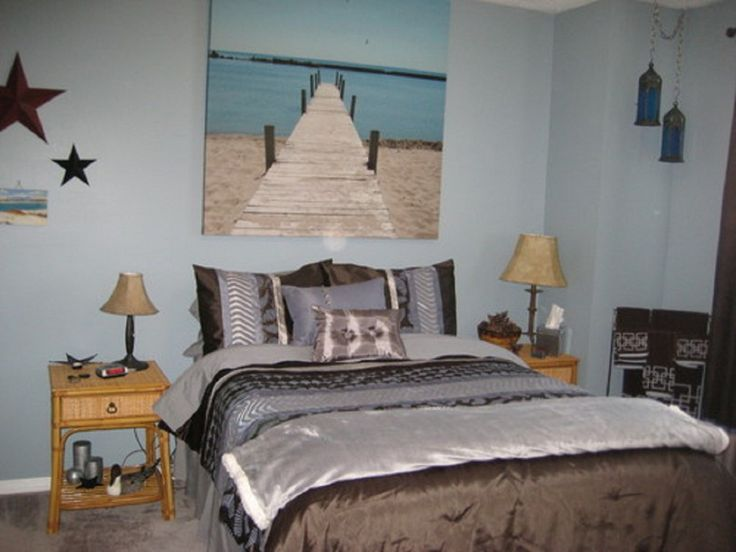 Coastal Bedroom Decor Beach Theme Bedroom 1024x769 Beach Themed