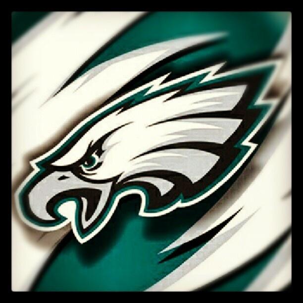 philadelphia eagles logo foot ball pinterest