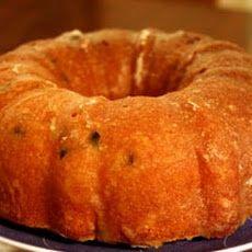 Eggnog Pound Cake X Recipe | DESSERTS | Pinterest