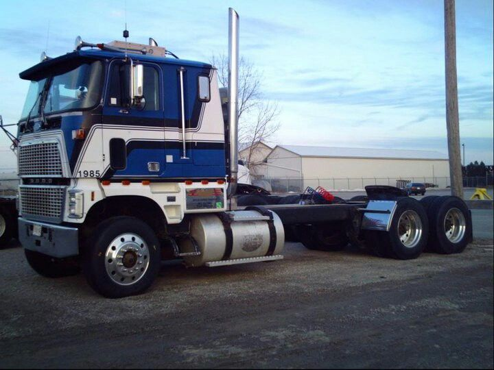 Ford 9000 Cabover Interior : Ford cl for sale autos post