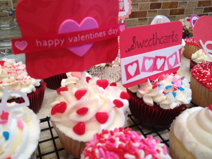 valentine cupcake decorating kit