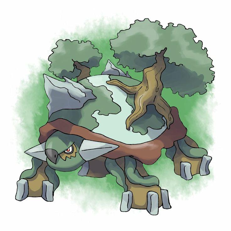 Ash's Torterra | Pokémon Wiki | FANDOM powered by Wikia
