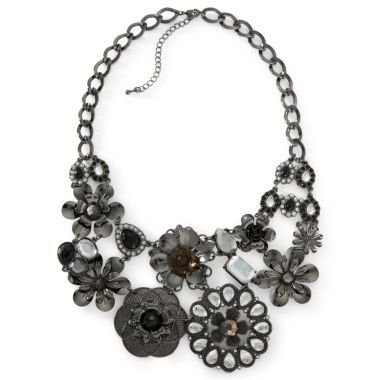 jcpenney jewelry necklaces low wedge sandals