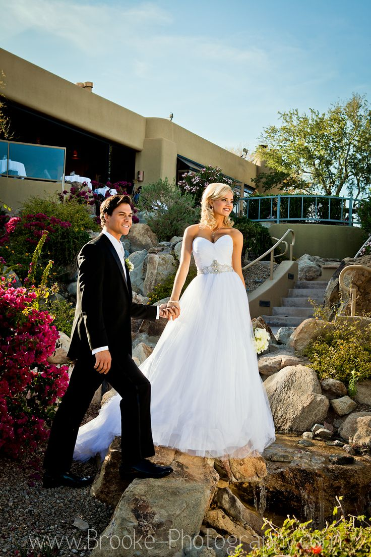 Unique outdoor wedding venue in scottsdale arizona for Unique wedding ceremony venues