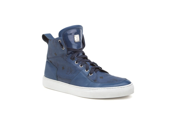 Michalsky x MCM Fall/Winter 2012 Sneaker Collection