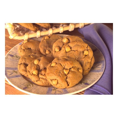 Butterscotch Gingerbread Cookies--Review says the spice balances the ...