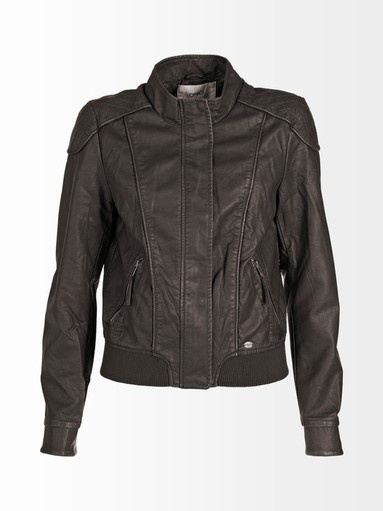 Only leather jacket | My Style | Pinterest
