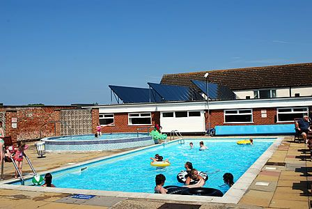 Trusthorpe Springs Lincolnshire Lidos Pools Pinterest