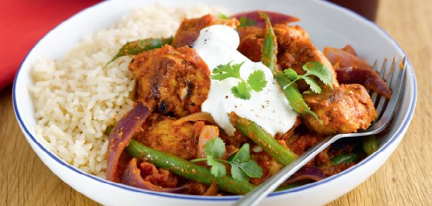 Quick chicken curry | Recipes - Savoury - Poultry | Pinterest