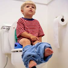 How to potty train a boy in one day