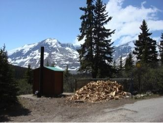Top 10 Alberta Campsites  Great Outdoor Activities  Pinterest