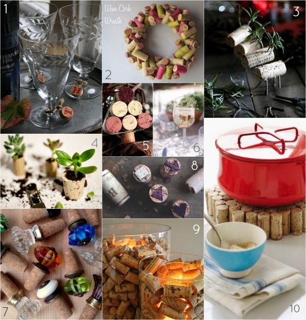 Diy wine cork projects diy inspiration pinterest for Wine cork diy ideas