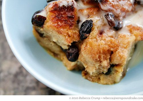 Bourbon Bread Pudding Recipe — Dishmaps