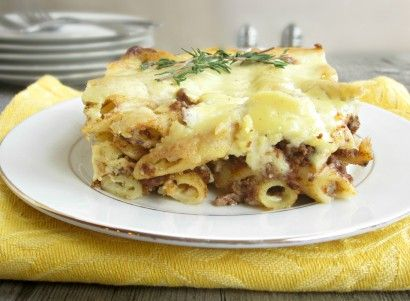 Pastitsio (Greek Lasagna) | Tasty Kitchen: A Happy Recipe Community!