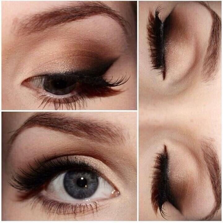 Prom makeup ideas | |Makeup| | Pinterest