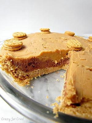 peanut butter nutella nutter butter PIE...say it isn't so!
