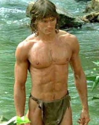 Tarzan The Ape Man Miles O Keeffe Actors I Like
