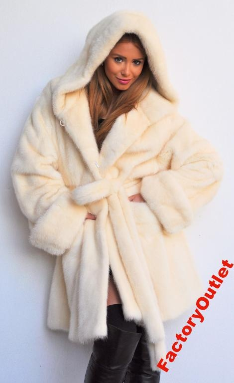 Mink Hoodie | Fashion | Pinterest