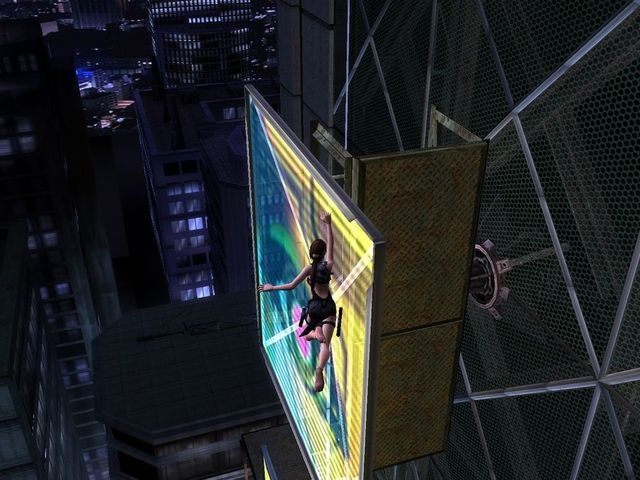 Tomb Raider  Legend ScreenshotTomb Raider Legend Screenshot