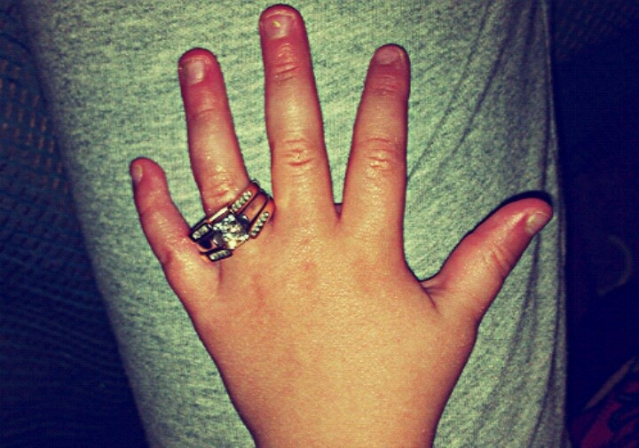 Natalie nunn wedding ring