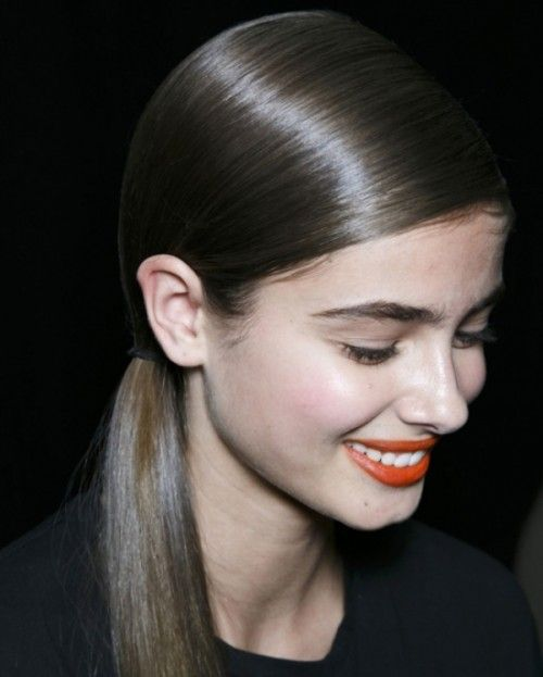 Hairstyle Trends: S/S 2014 New York