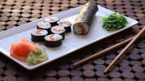 Perfect Sushi Rice Allrecipes.com | Asian | Pinterest