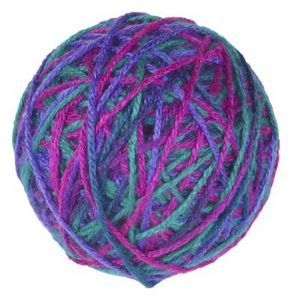 Crochet Stitches Variegated Yarn : What Is a Good Crochet Stitch for Variegated Yarns?