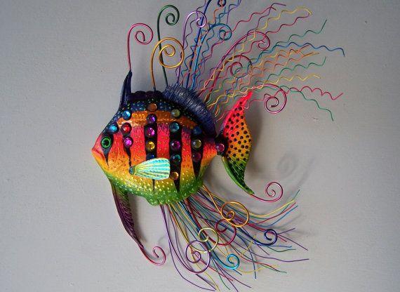 Whimsical Sealife Wall Art 2