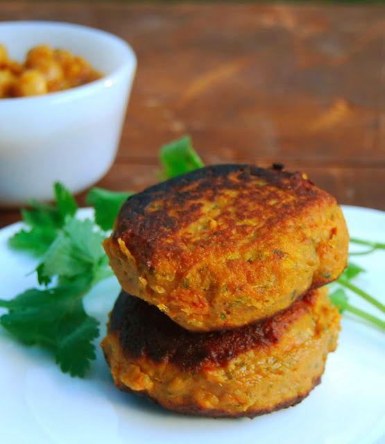 Sweet Potato and Kale Patties | Recipe