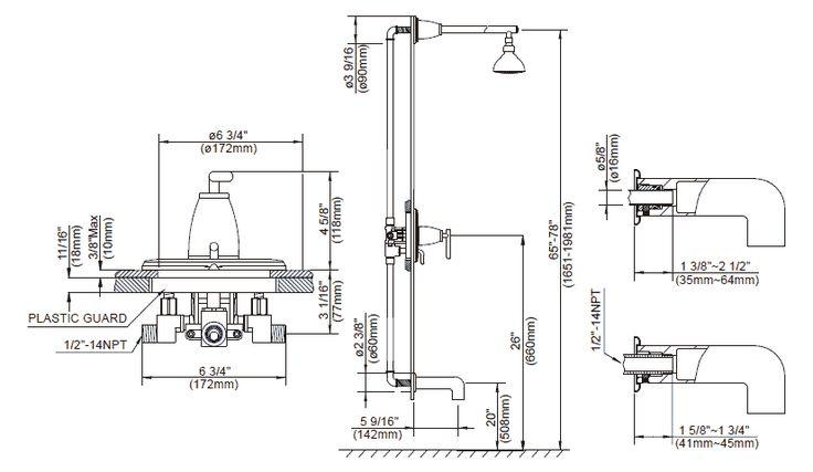 plumbing layout diagram downstairs bathroom pinterest