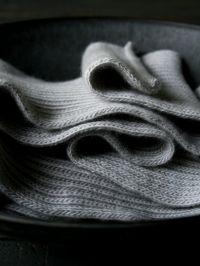ABC Knitting Patterns - Knit >> Scarves.