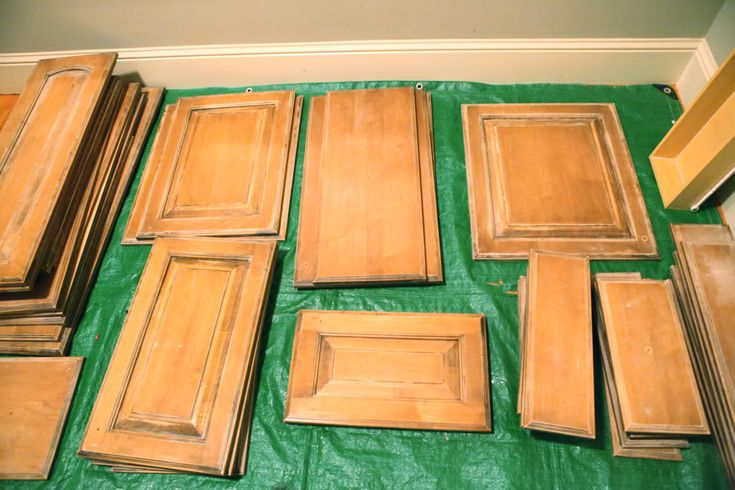 best prep routine prior to painting cabinets bower power