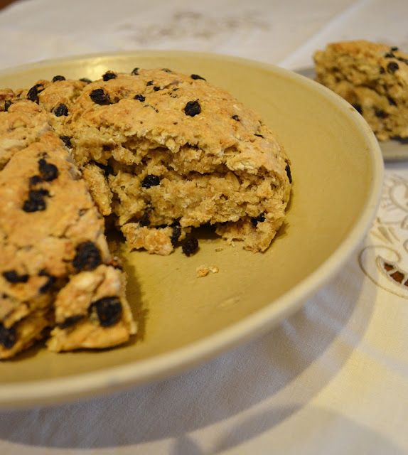 Scottish Vegan Oat Scones | Vegan Sweets | Pinterest