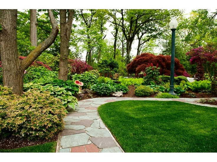 Lush Landscaping Gardening And The Outdoors Pinterest