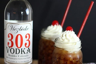 Vootbeer from 303 Distillery | Punch Drunk Love | Pinterest