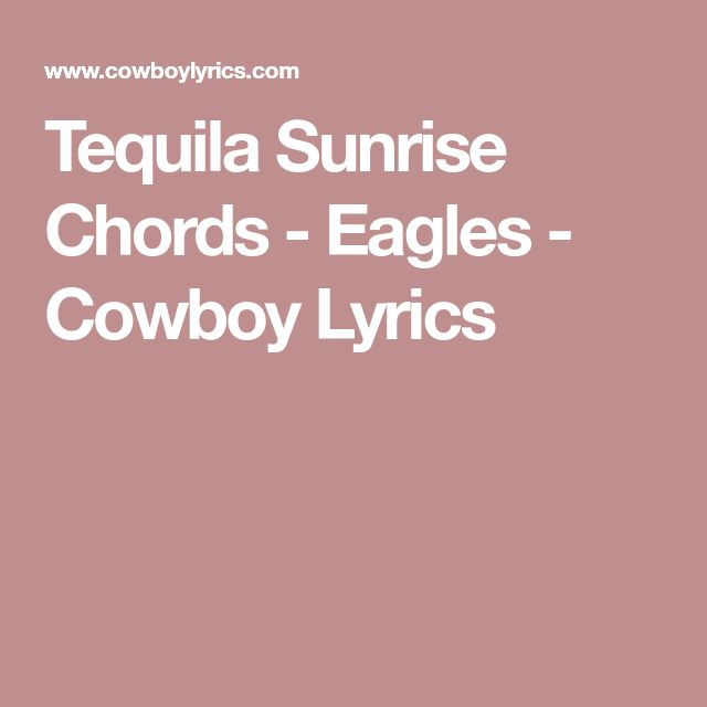 Best 25 You and tequila lyrics ideas on Pinterest - oukas.info