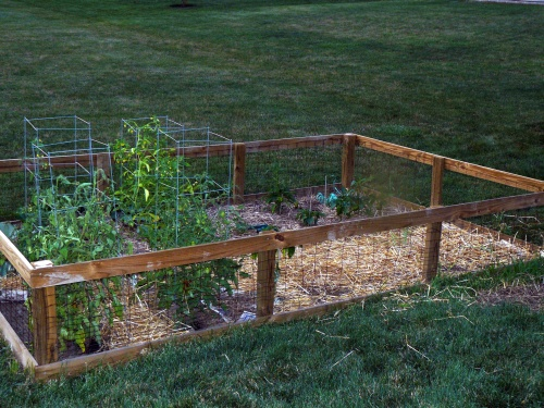 Flower Bed Fencing : Pin by Jessica MacIsaac on outdoor decor and gardening  Pinterest