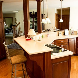 Shaped Kitchen Designs  Island on Kitchen Island   Ideas For Our New L Shaped Kitchen