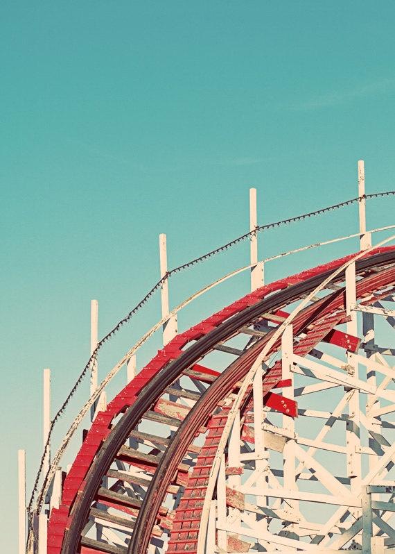 beach roller coaster - photo #21