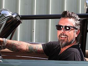 "Richard Rawlings, owner of Gas Monkey Garage and star of tv show ""Fast"