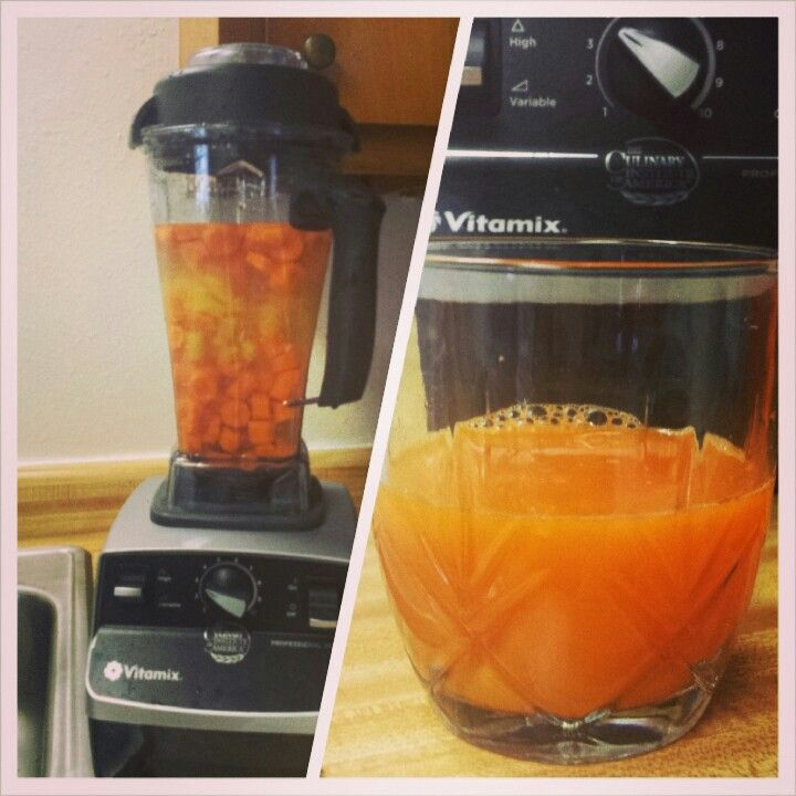 Carrot juice with pineapple | Juicing- the new way of life | Pinterest