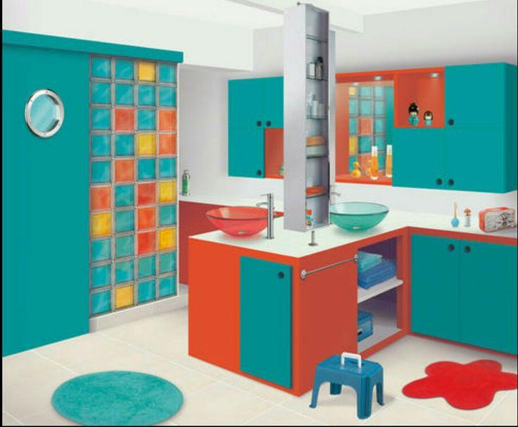 Decoracion Baño Infantil:Decoración baño infantil