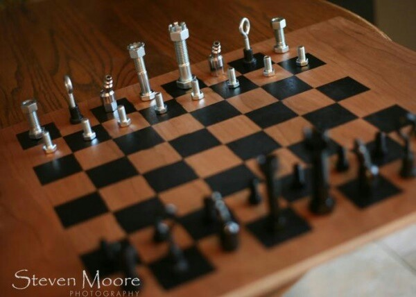 diy chess set crafts i need to try pinterest