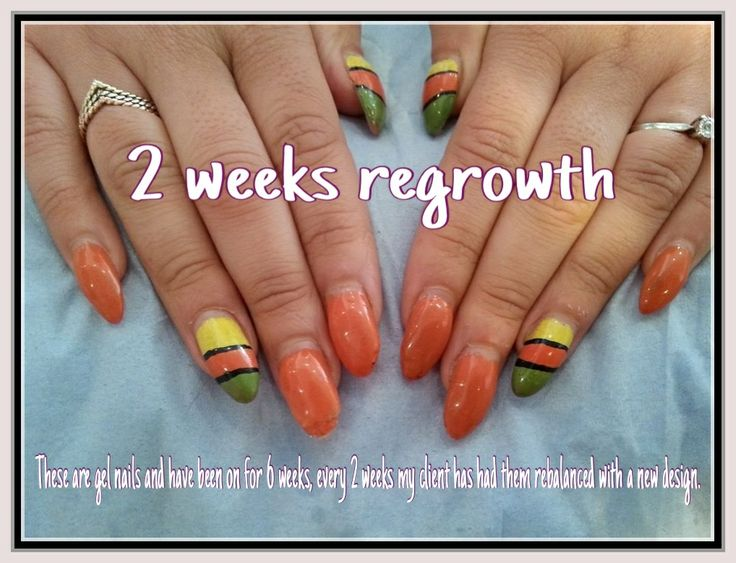 how to grow nails in 2 weeks