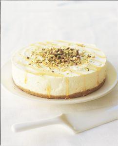 Orange Blossom Cheesecake Recipes — Dishmaps