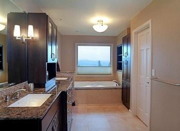 Bathroom Vanities Seattle on Bellevue Residence   Contemporary   Bathroom         Bathroom Vanity