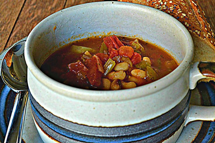 Black Eyed Pea Soup | Recipe For Success | Pinterest